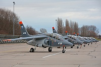 Belgium Air Force – Dassault-Dornier Alpha Jet 1B+ AT25