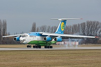 Uzbekistan Airways – Iljušin IL-76TD UK-76426