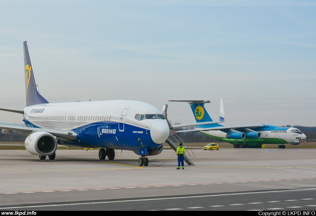 Ryanair – Boeing B737-8AS EI-DCL