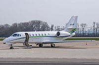 Smart Wings – Cessna 680 Citation Sovereign OK-UNI