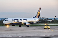 Ryanair – Boeing B737-8AS EI-DAL