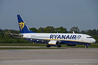 Ryanair – Boeing B737-8AS EI-FRS
