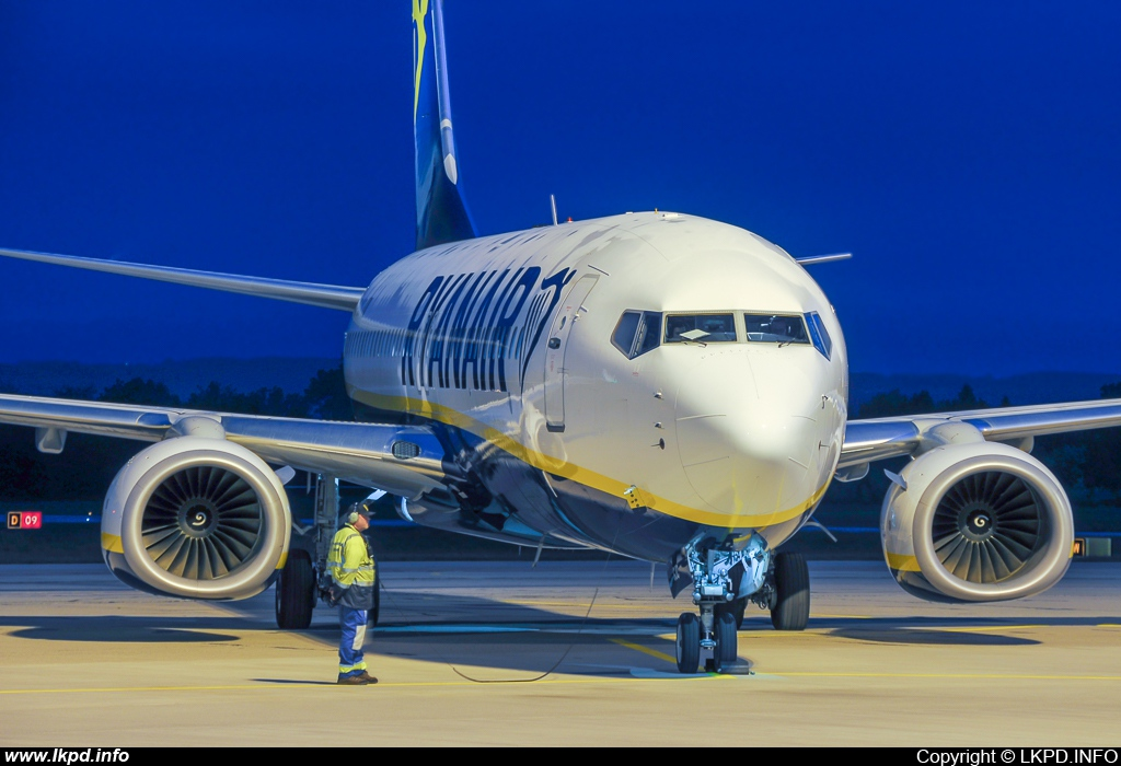 Ryanair – Boeing B737-8AS EI-GJC