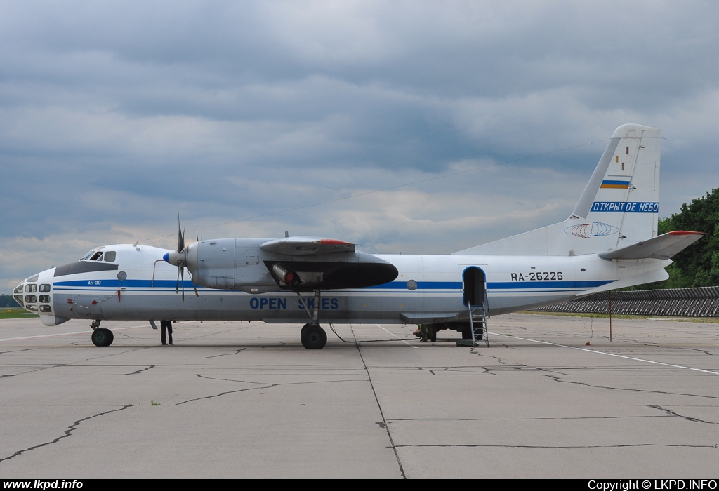 Russia Air Force – Antonov AN-30B RA-26226
