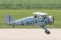 Private/Soukromé – Bucker Bu-133C G-BUTX