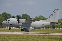 Romanian Air Force – Alenia C-27J Spartan 2706