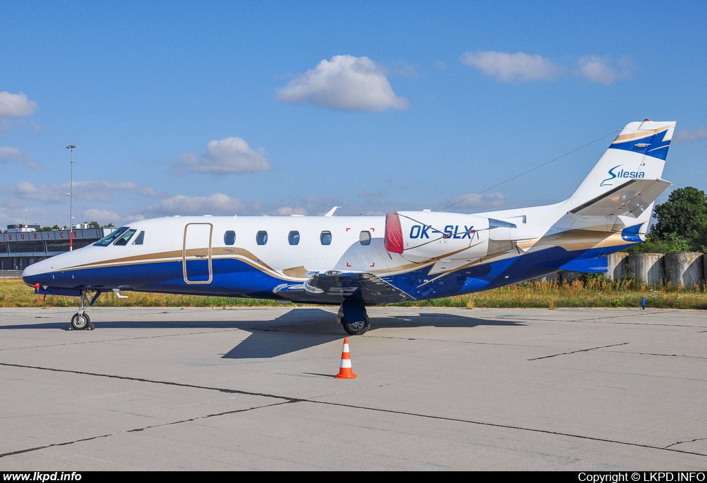 Silesia Air – Cessna 560XL/XLS OK-SLX