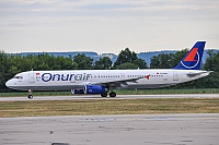 Onur Air – Airbus A321-131 TC-ONJ