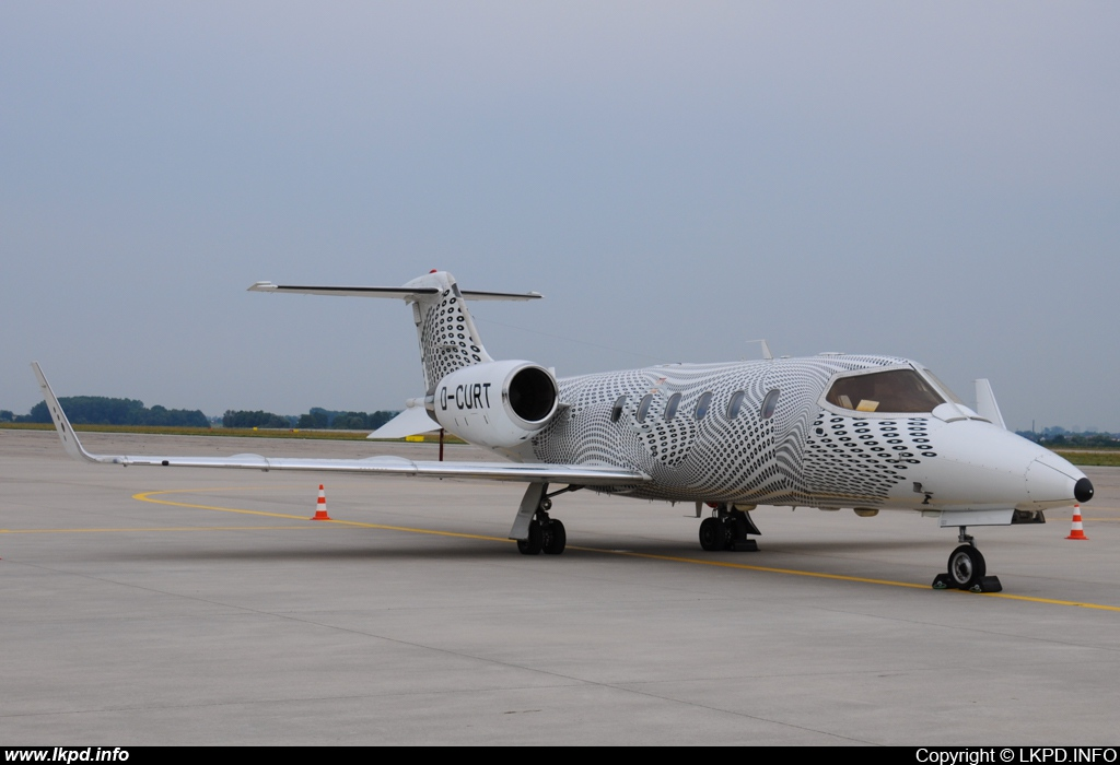 Air Traffic Executive – Gates Learjet 31A D-CURT