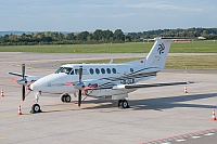 Swiss Flight Services – Beech 200 HB-GLB