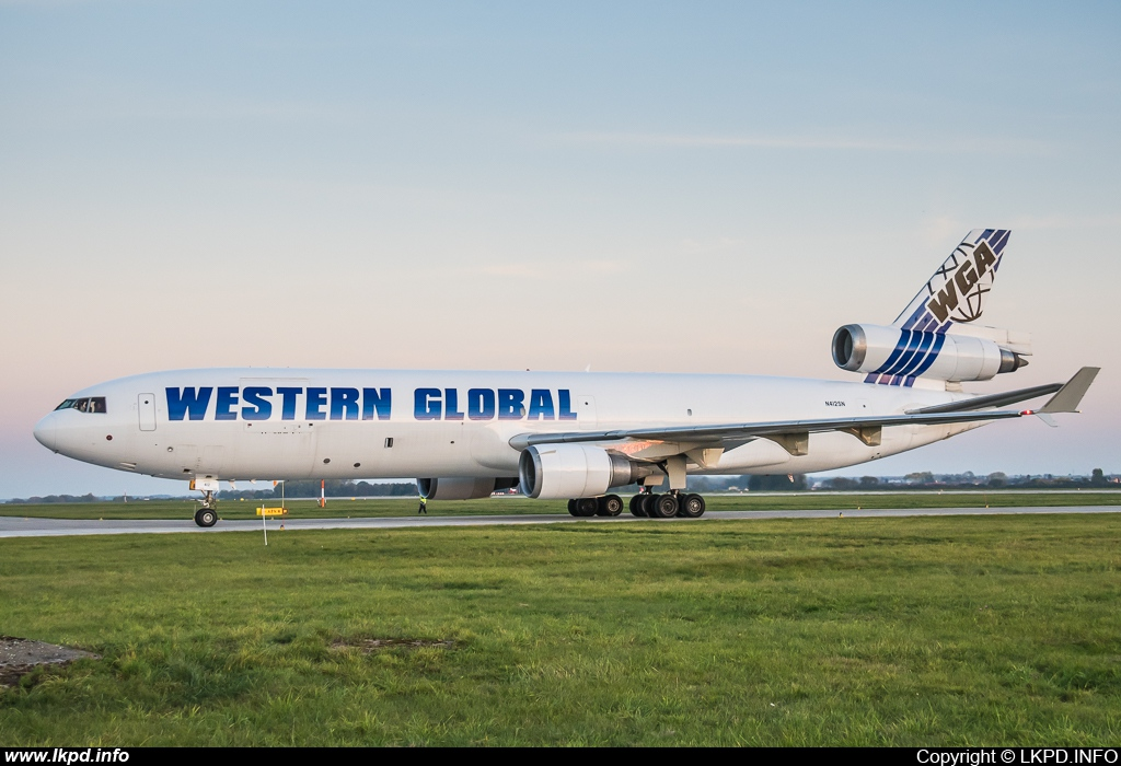 Western Global Airlines – McDonnell Douglas MD-11F N412SN