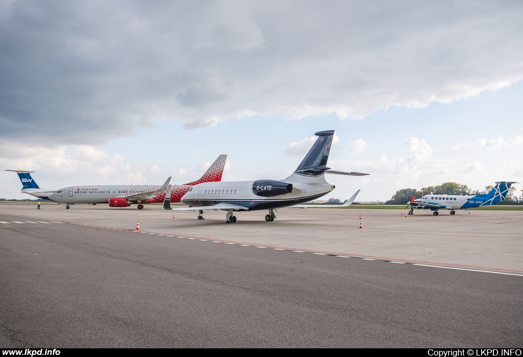 Executive Jet Management Inc. – Dassault Aviation Falcon 2000EX G-LATE