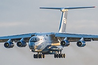Silk Way Airlines – Iljušin IL-76TD 4K-AZ41