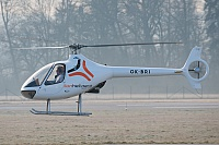 Lion Helicopters – Guimbal Cabri G2 OK-BRI