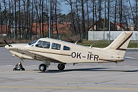 F-Air – Piper PA-28-181 Cherokee Archer II OK-IFR