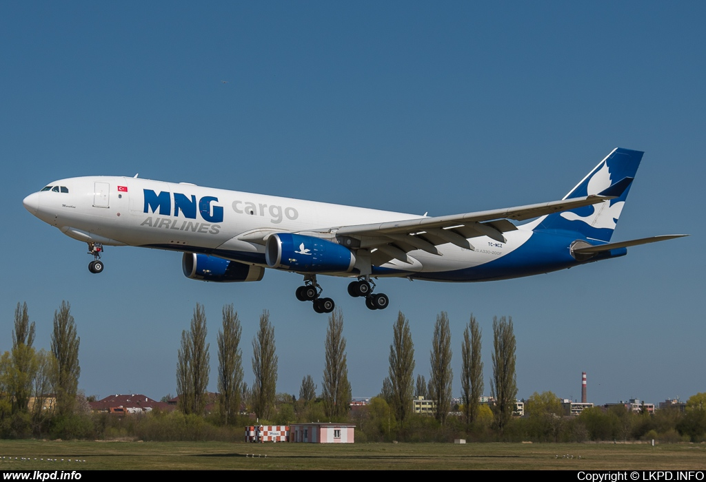 MNG Airlines – Airbus A330-243F TC-MCZ