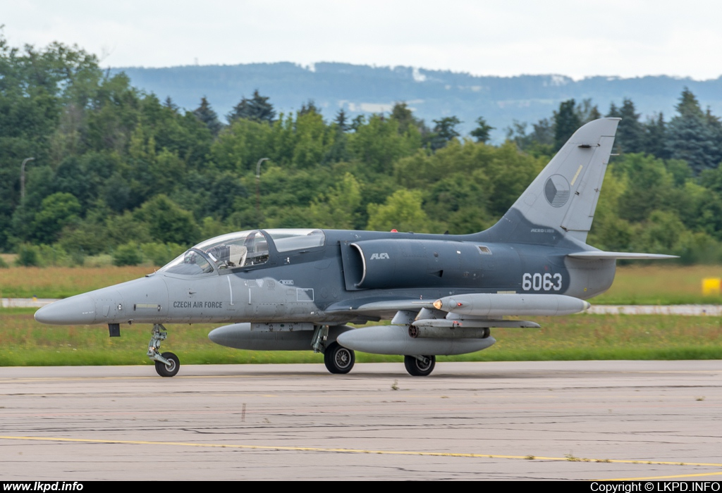 Czech Air Force – Aero L-159A 6063