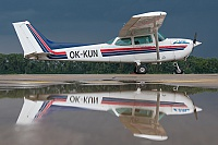 Flying Academy – Cessna 172P OK-KUN