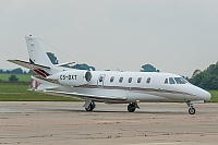 NetJets Europe – Cessna 560XL/XLS CS-DXT