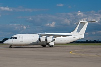 JOTA Aviation – BAE Systems Avro BAE-146-300QT G-JOTD