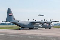 Iraqi Air Force – Lockheed C-130J-30 Hercules YI-304