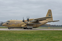 Royal Saudi Air Force – Lockheed C-130H Hercules 473