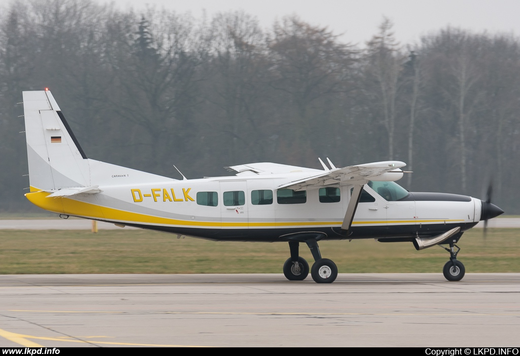 Businesswings – Cessna 208 Caravan I D-FALK