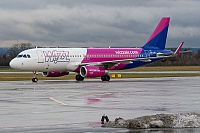 Wizz Air – Airbus A320-232 HA-LSC