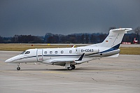 DAS Private Jets – Embraer EMB-505 Phenom 300 D-CDAS