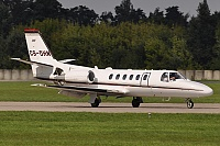 NetJets Europe – Cessna C550B Citation Bravo CS-DHN