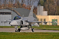Czech Air Force – Saab JAS-39C Gripen 9237