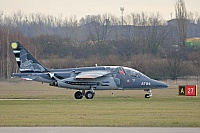 Belgium Air Force – Dassault-Dornier Alpha Jet 1B+ AT24