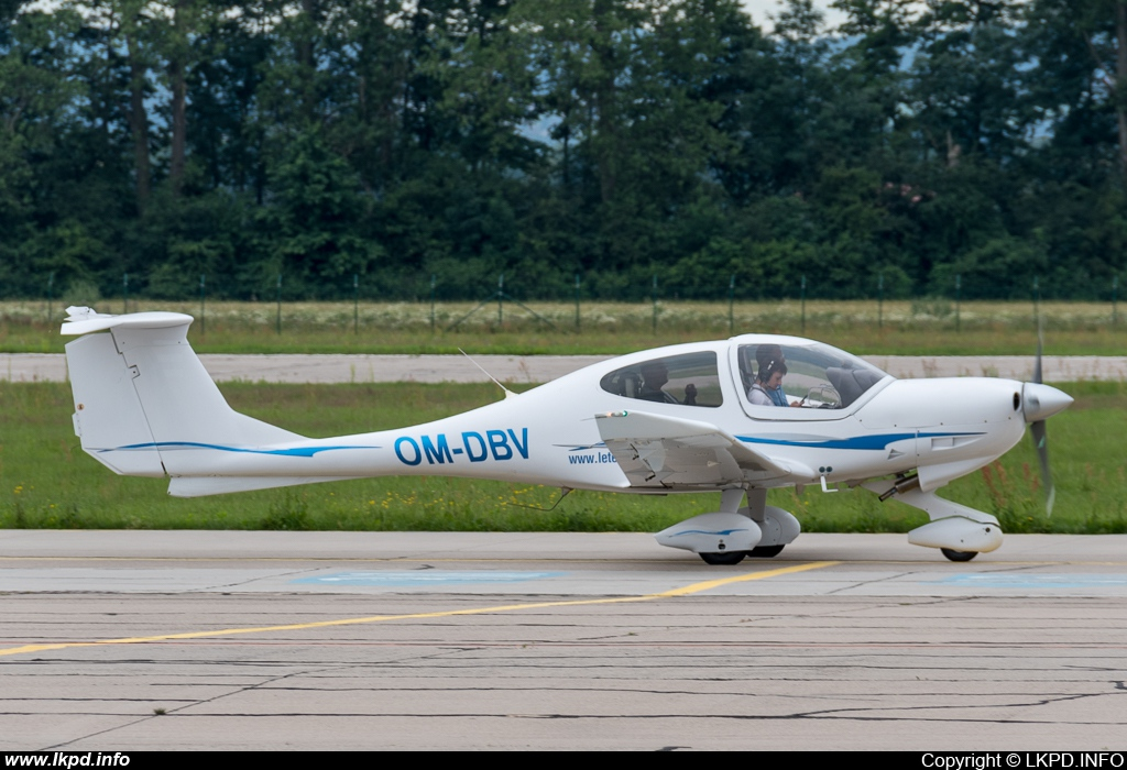 Seagle Air FTO – Diamond DA-40 OM-DBV