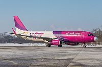 Wizz Air – Airbus A320-232 HA-LYL