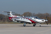 Private/Soukromé – Pilatus PC-12/47E SP-KKW