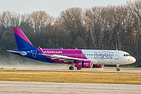 Wizz Air – Airbus A320-232 HA-LYW