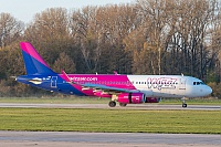Wizz Air – Airbus A320-232 HA-LWT